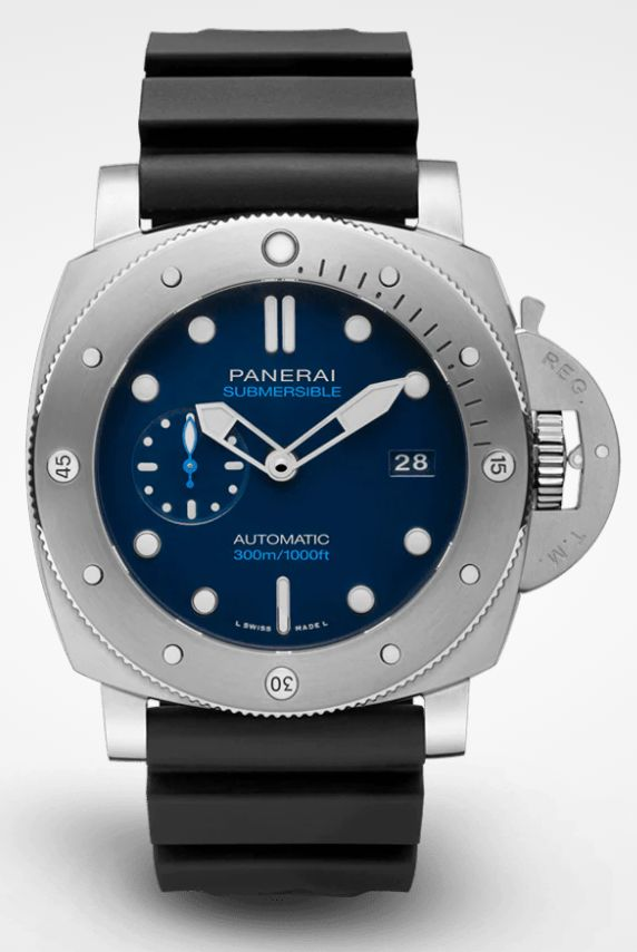Panerai Watches Proprietary materials BMG-Tech Submersible