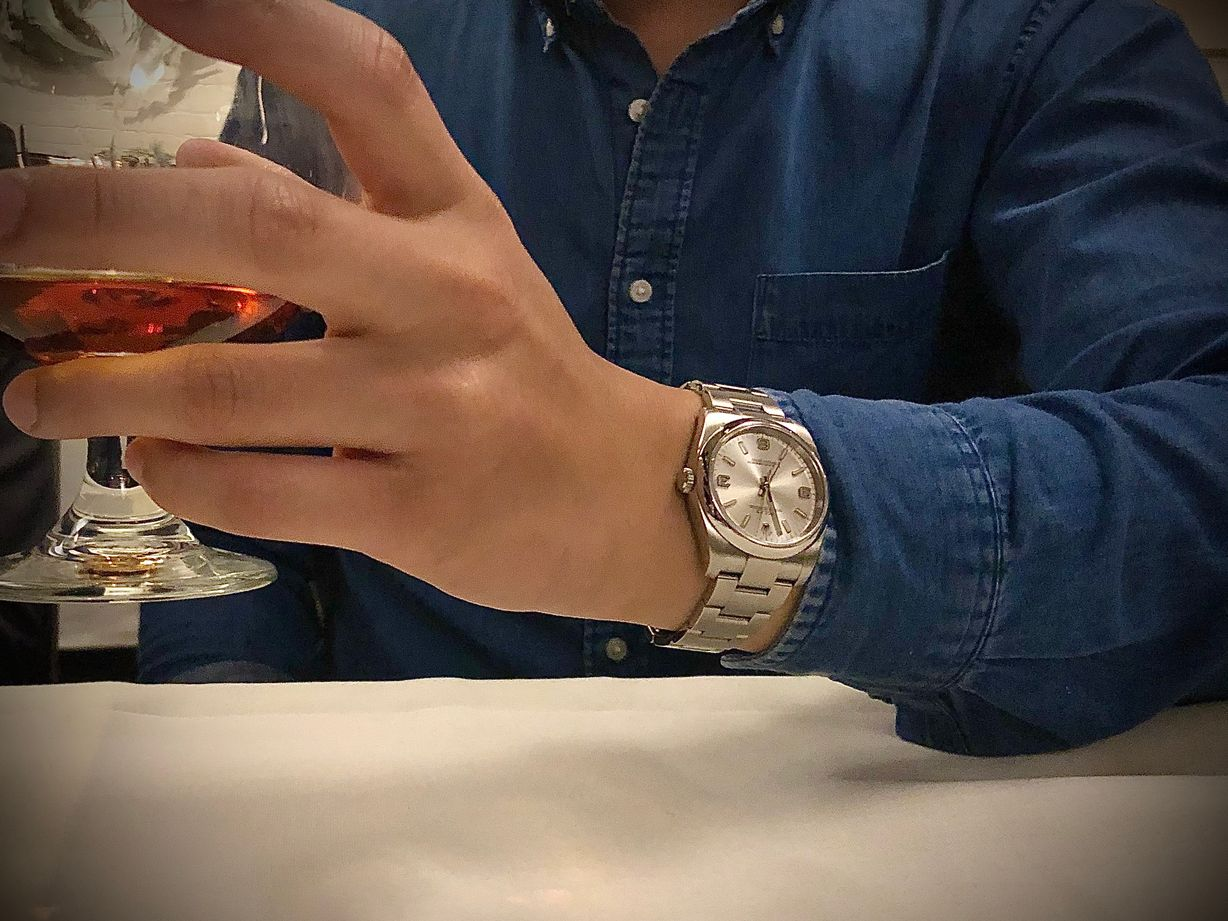 Unknown 2 - Rolex Spotting at the Bob's Watches Holiday Party