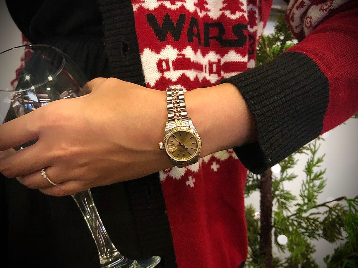 Rolex Watches Holiday Party Lady Datejust