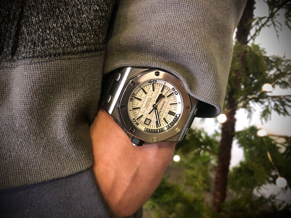 Rolex Watches Holiday Party Audemars Piguet Royal Oak Offshore