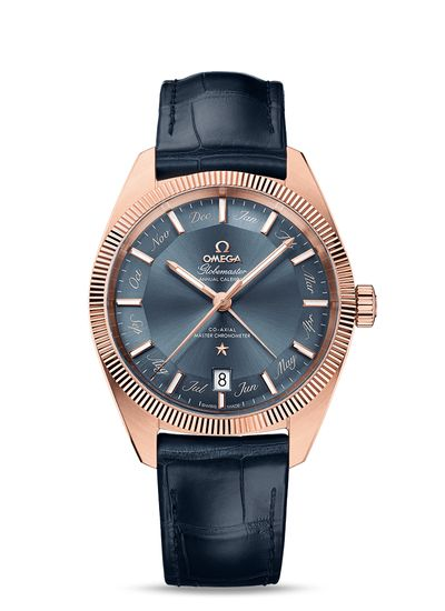omega watches Constellation Globemaster Co-Axial Master Chronometer Annual Calendar 41mm