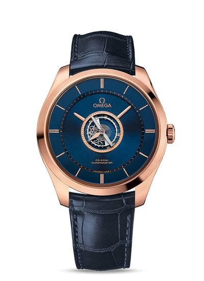 omega watches De Ville Tourbillon Co-Axial Numbered Edition