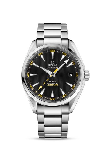 Omega watches Seamaster Aqua Terra 150m Omega Co-Axial >15,000 Gauss