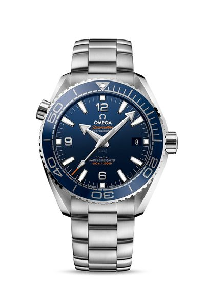 Omega watches Seamaster Planet Ocean 600m Co-Axial Master Chronometer