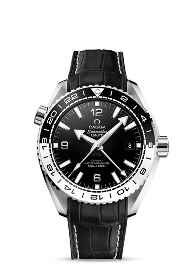 Omega watches Seamaster Planet Ocean 600m Co-Axial Master Chronometer GMT