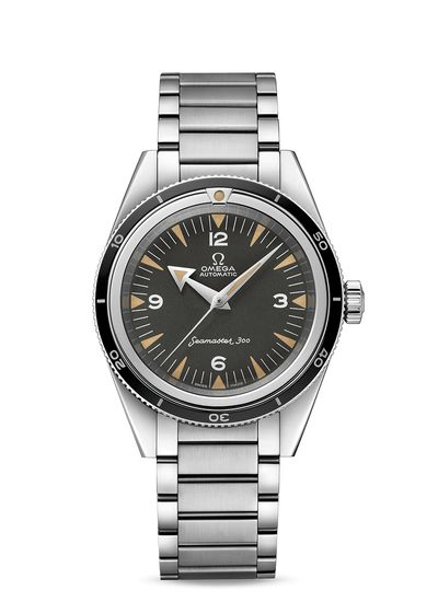 omega watches Seamaster 300 Co-Axial Master Chronometer 39mm