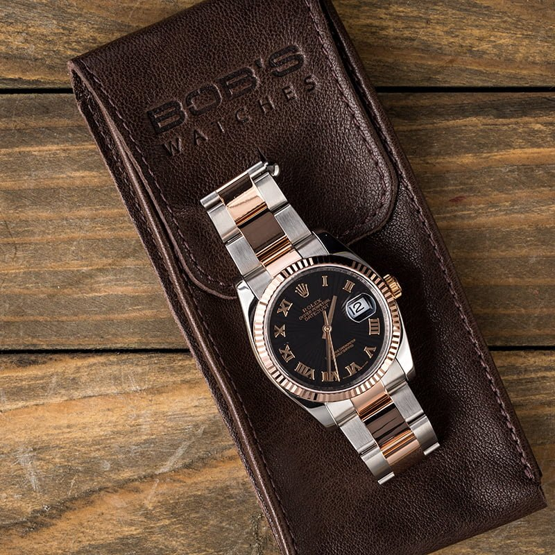 Rolex Datejust Everose vs Omega Aqua TerraRed Gold