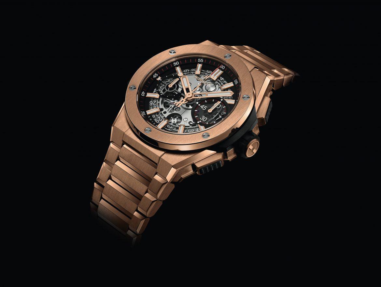 Hublot Big Bang Integral King Gold Luxury Watches LVMH Watch Week Dubai 2020