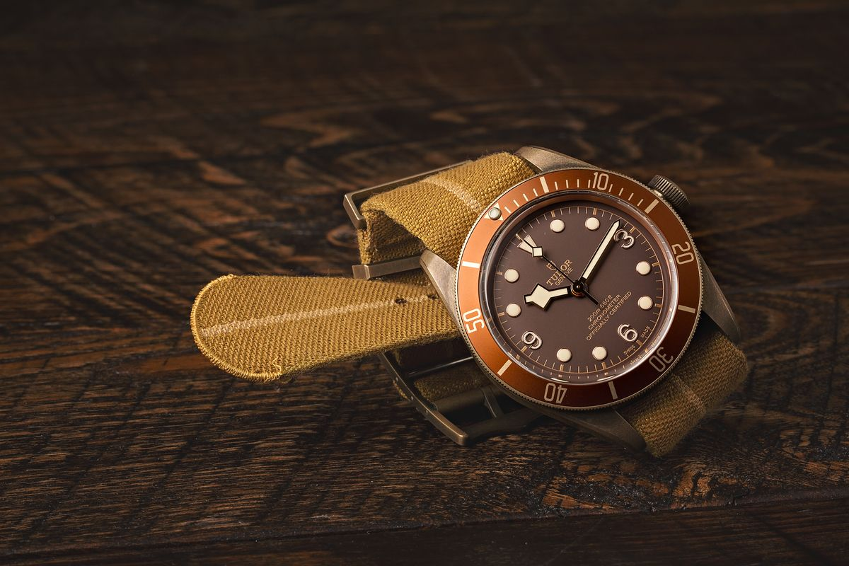 Tudor Watches Black Bay Bronze Review