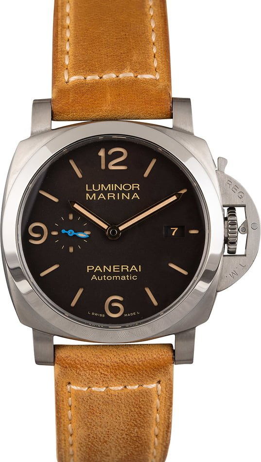 Most Iconic Mens Luxury Watches Panerai Luminor Marina