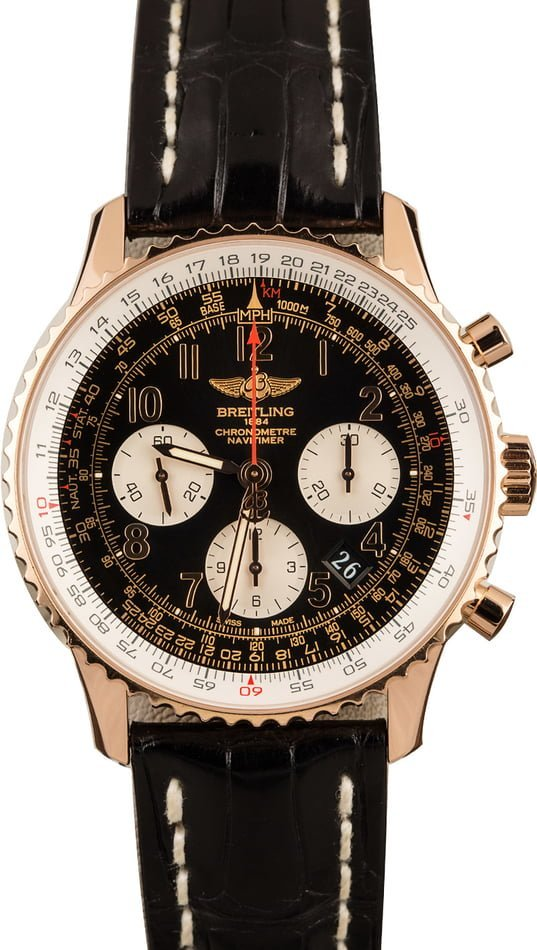 Mens Luxury Watches 5 Iconic Classics Breitling Navitimer