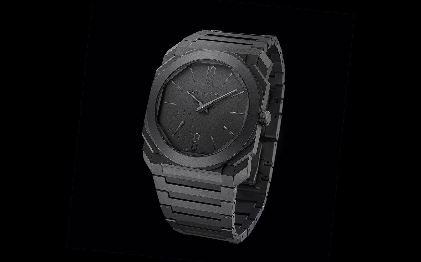 New Luxury Watches LVMH Watch Week Dubai 2020 Bulgari Octo Finissimo Automatic Ceramic