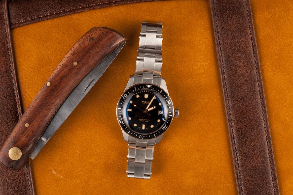 Oris Divers 65 Sixty-Five 36mm