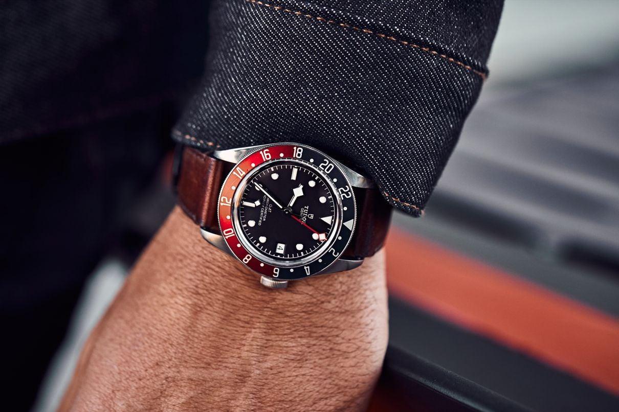 How to Set Tudor Black Bay GMT Bezel