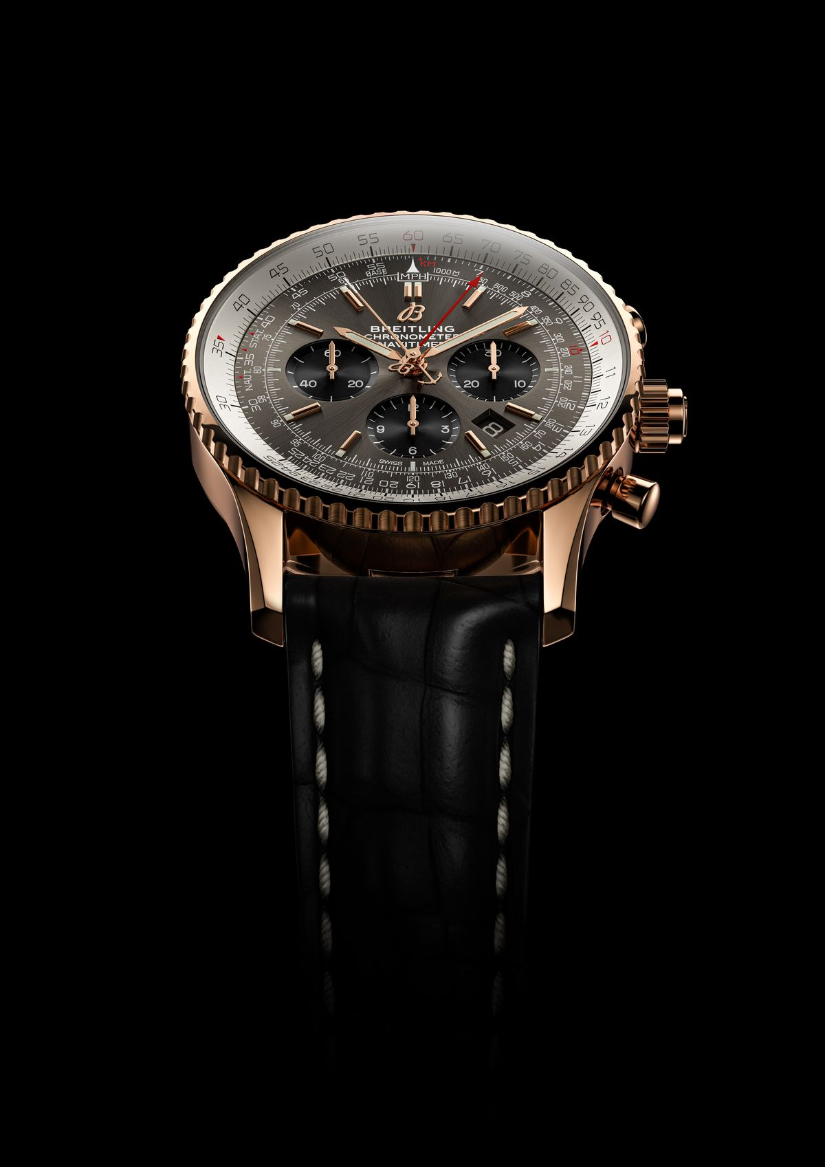 Breitling Watches Navitimer B03 Chronograph Rattrapante 45 Split-Seconds