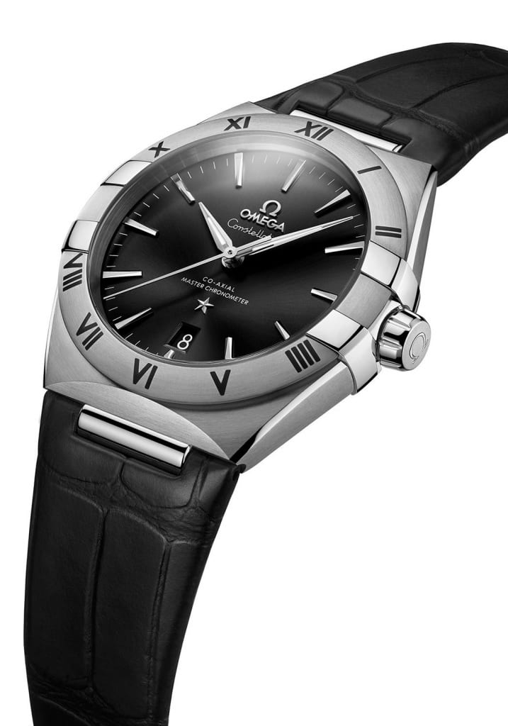 New 39mm Omega Constellation Watches