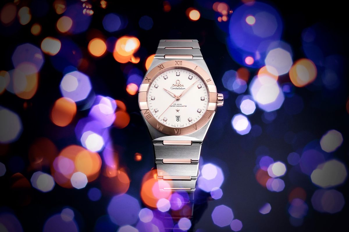 New Men's Omega Constellation Watches