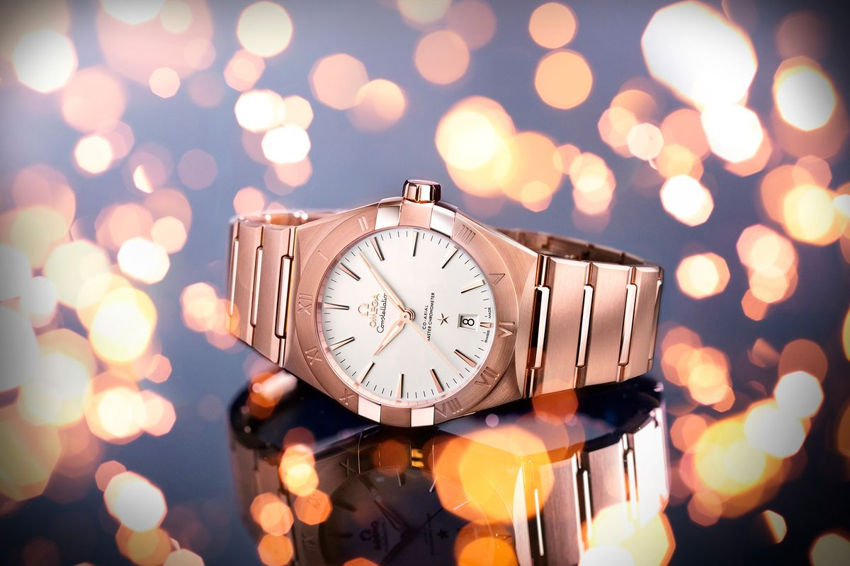 New Omega Constellation Watches 39mm