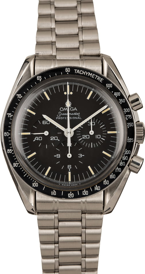 Mens Luxury Watches Iconic Classic Designs Omega Speedmaster Professional Moonwatch