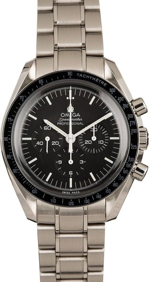 Mens Luxury Watches 5 Iconic Classics Omega Speedmaster Professional Moonwatch