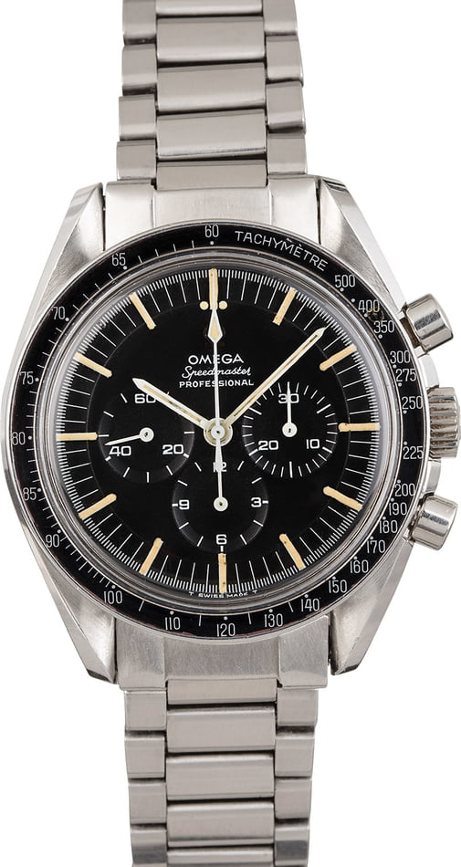 Best Vintage Luxury Watches Collectable 2020 Omega Speedmaster