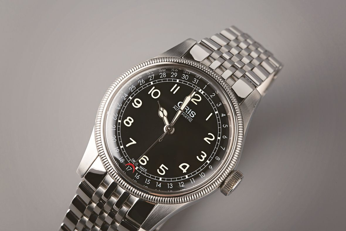 Oris Big Crown Pointer Date Stainless Steel Review Guide