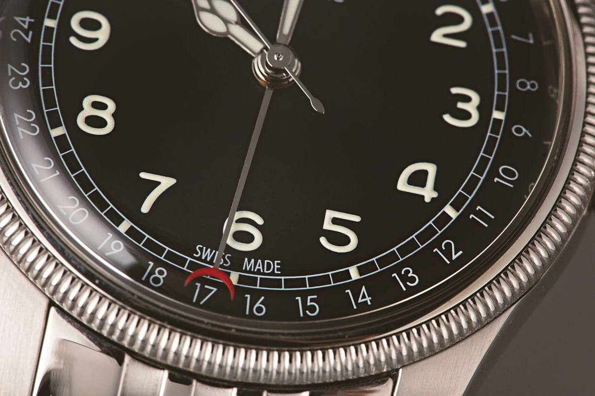 Review Oris Big Crown Pointer Date Complication