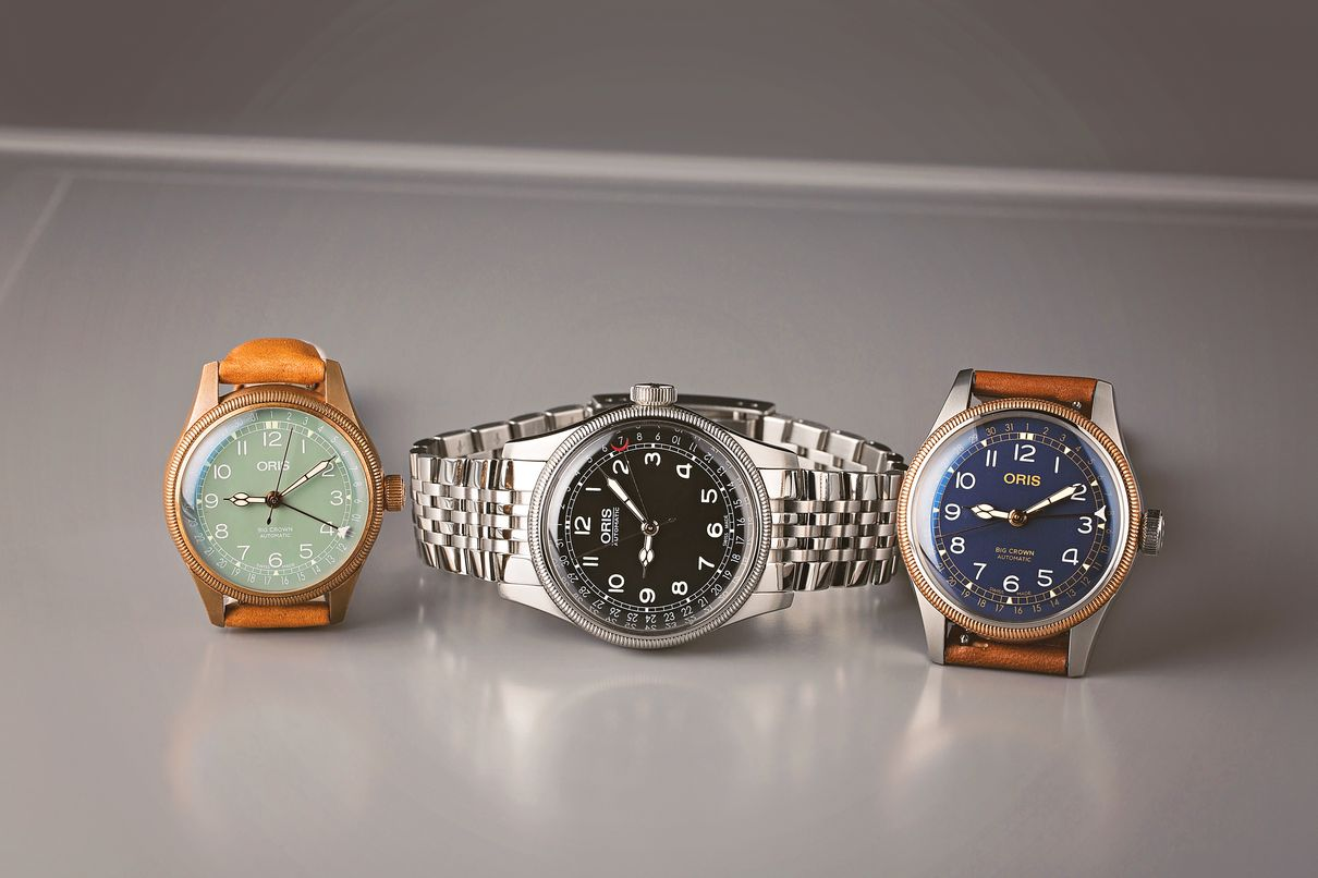 Oris Watches FAQ Questions Answered Big Crown Pointer Date