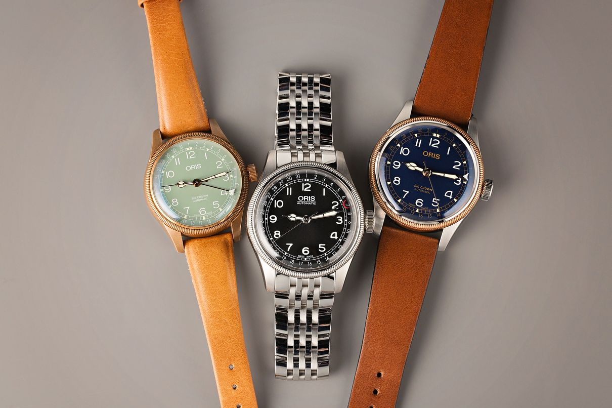8 Facts About Oris Watches You Didn't Know Big Crown Pointer Date