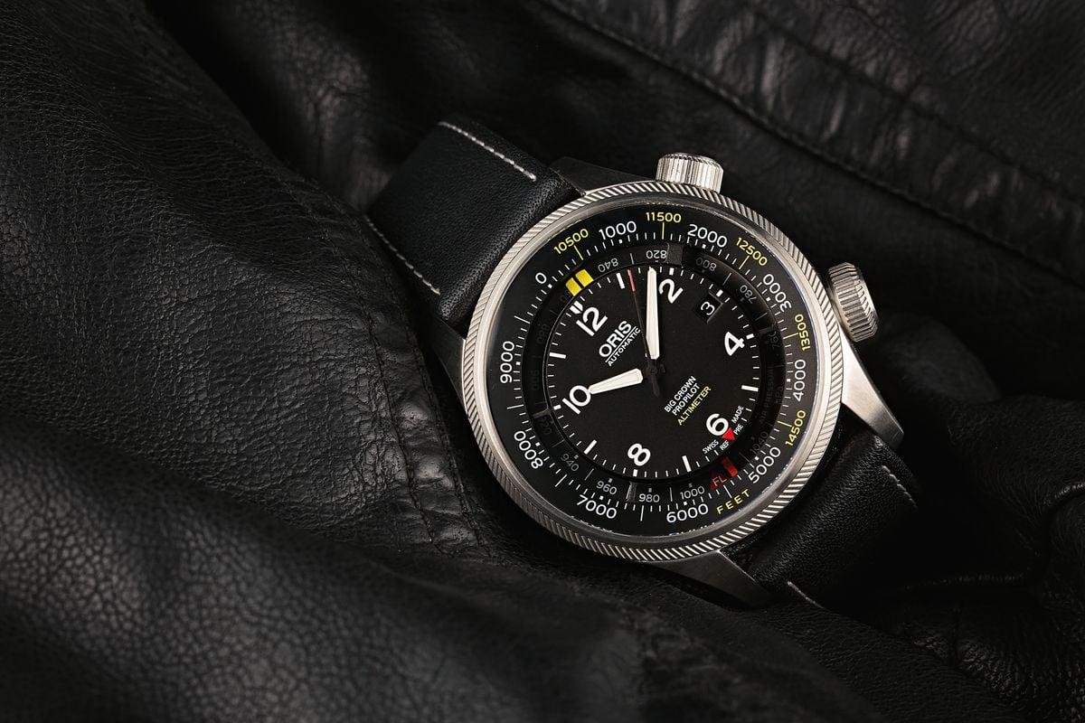 Oris Big Crown ProPilot Altimeter Watch Review