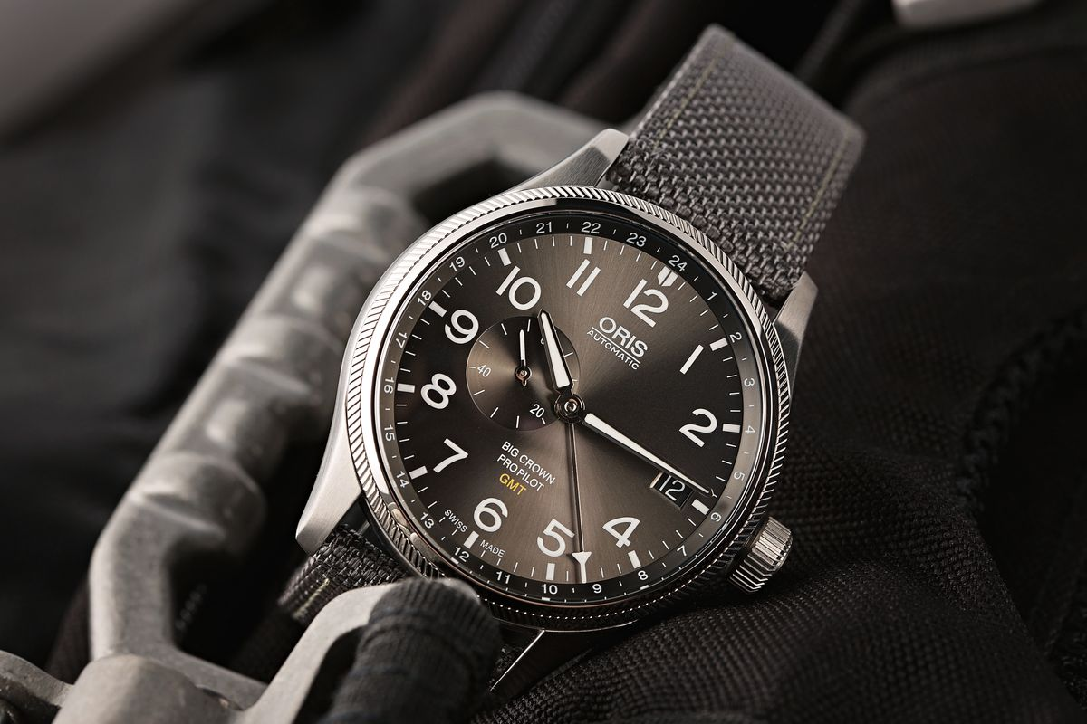 Common Oris Watches Questions Answered Big Crown ProPilot GMT