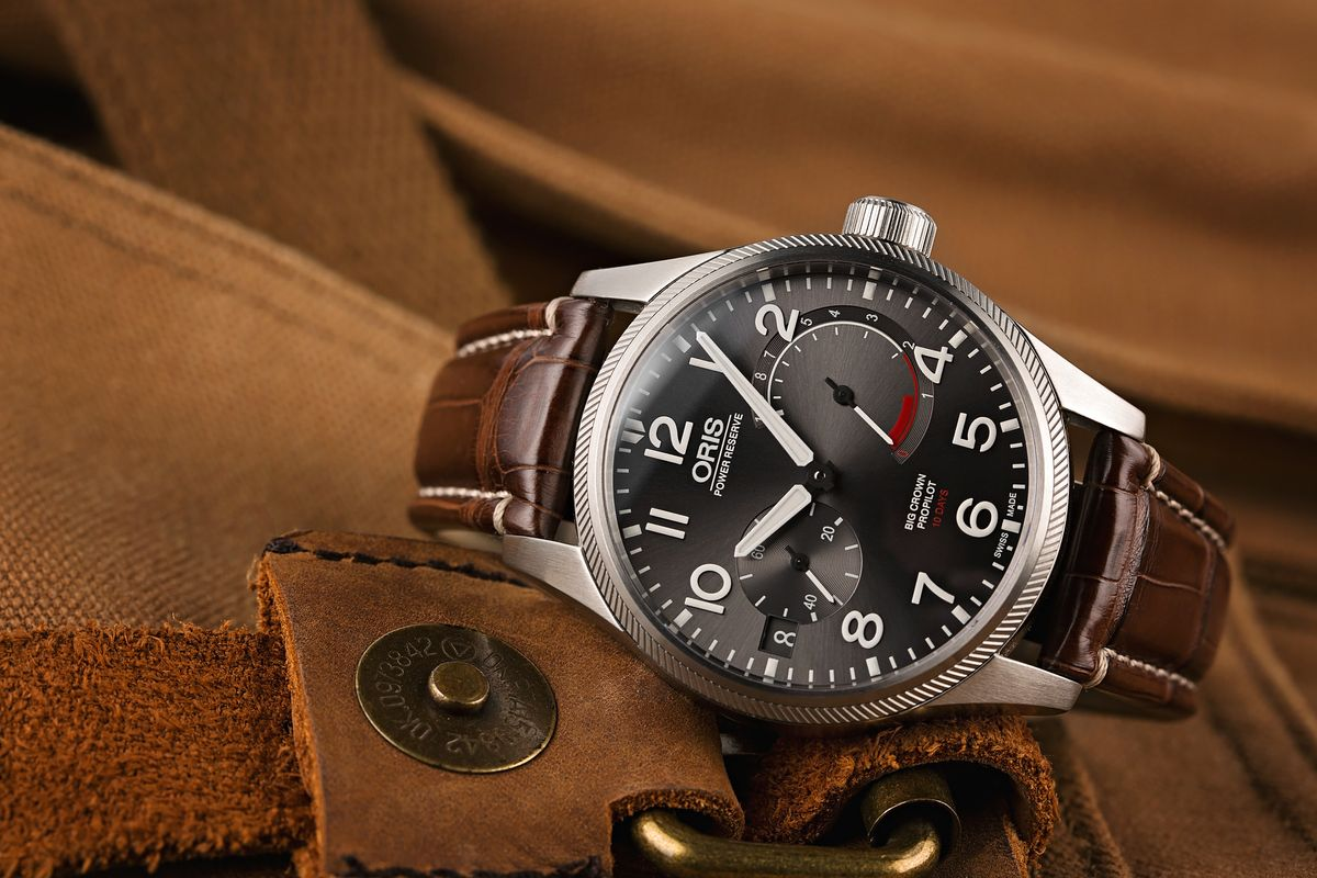 Oris Watches Answer Frequently Asked Questions Big Crown ProPilot 10 Days