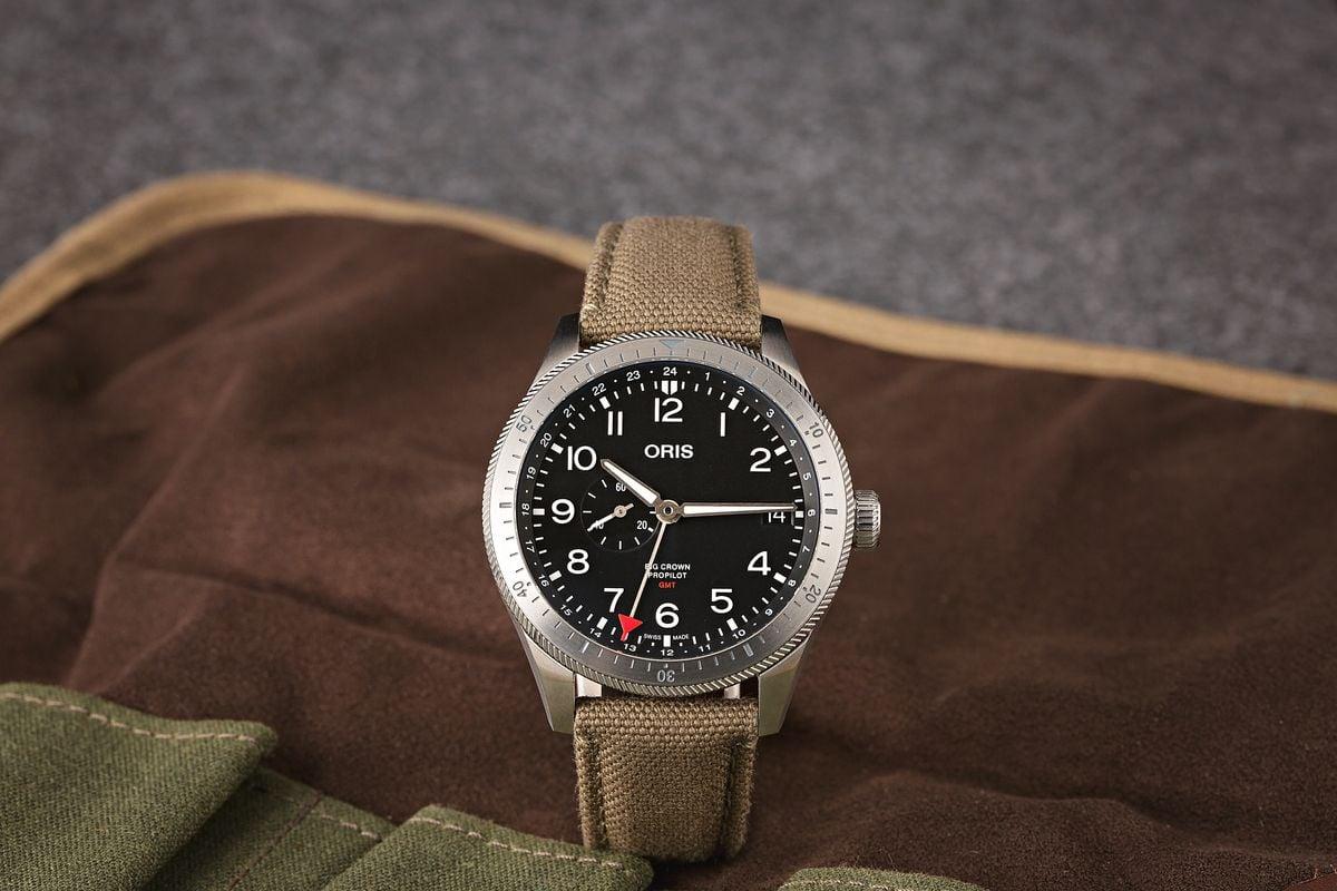 Oris Big Crown ProPilot GMT Watch Review