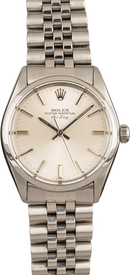 Vintage Rolex Watch Collection Air-King 5500