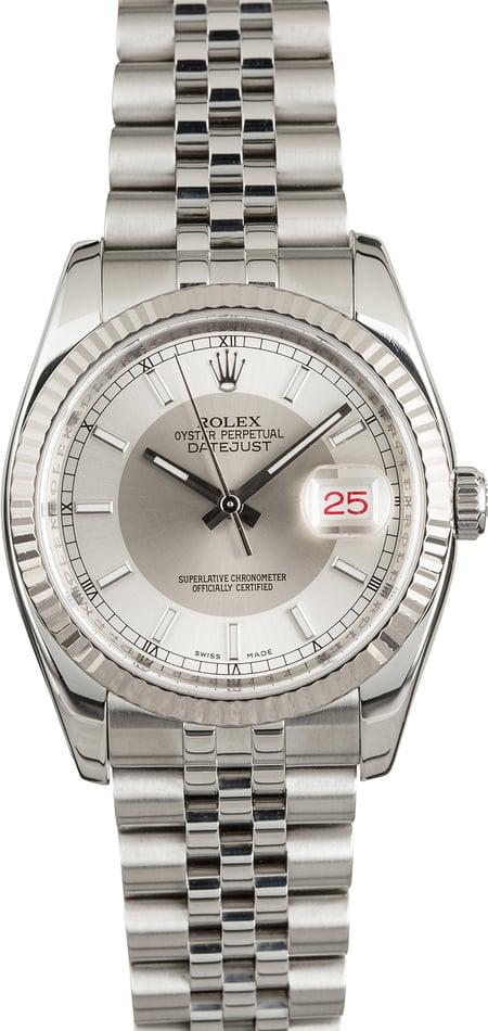 Best Rolex Datejust Watches Under $10K 116234