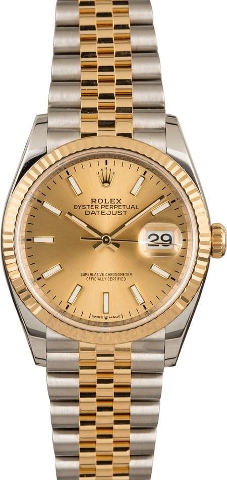 Mens Luxury Watches 5 Iconic Classics Rolex Datejust