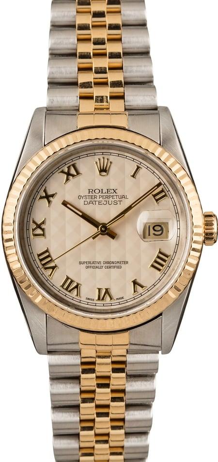 Best Rolex Datejust Watches Under $10K 16233