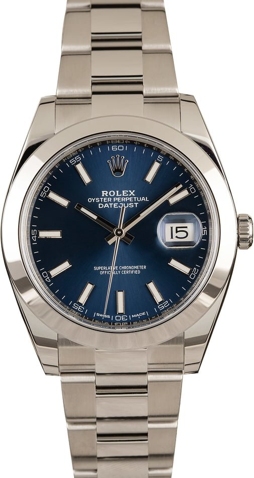 Best Rolex Datejust Watches Under ten thousand dollars 126300