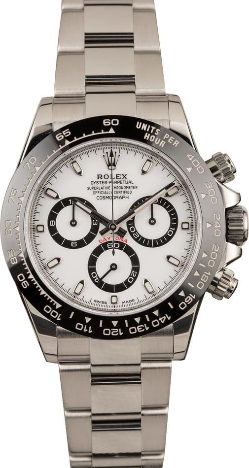 Complete Guide Rolex Sport Watches Ceramic Daytona 116500 LN drivers watch