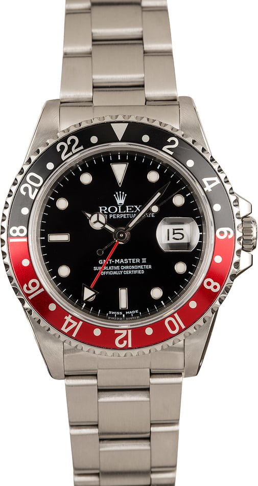 Top 3 Most Popular Rolex GMT-Master Watches 16710 Coke
