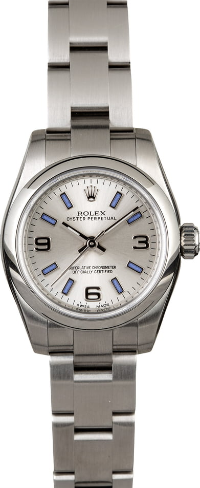 Top 3 Most Popular Rolex Watches for Women Oyster Perpetual 26 Stainless Steel