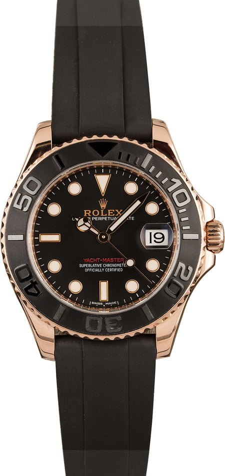 Rolex Watches for Women Top 3 Most Popular  Yacht-Master 37 Everose