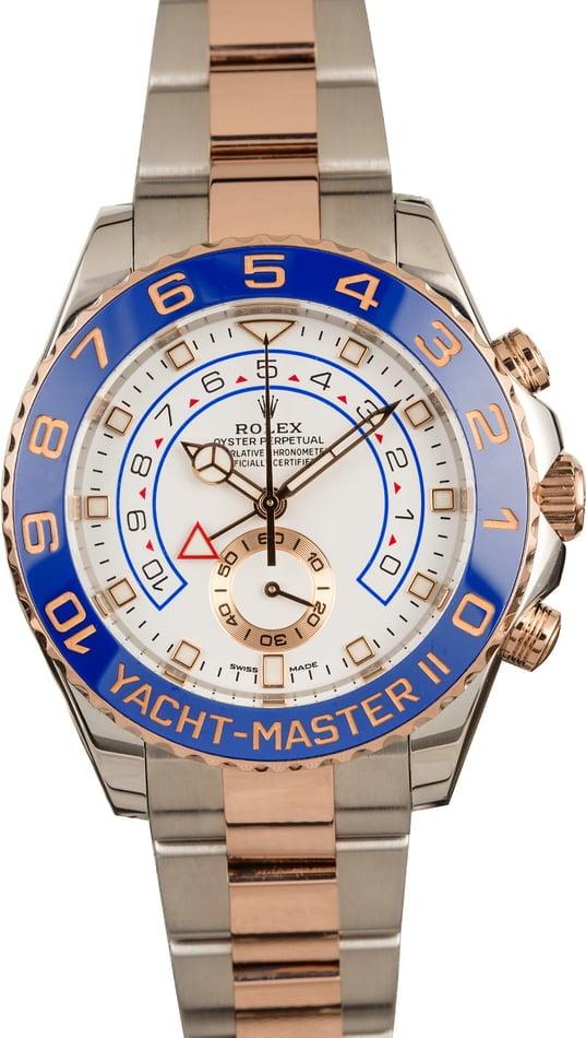 Rolex Watches Yacht-Master II Everose