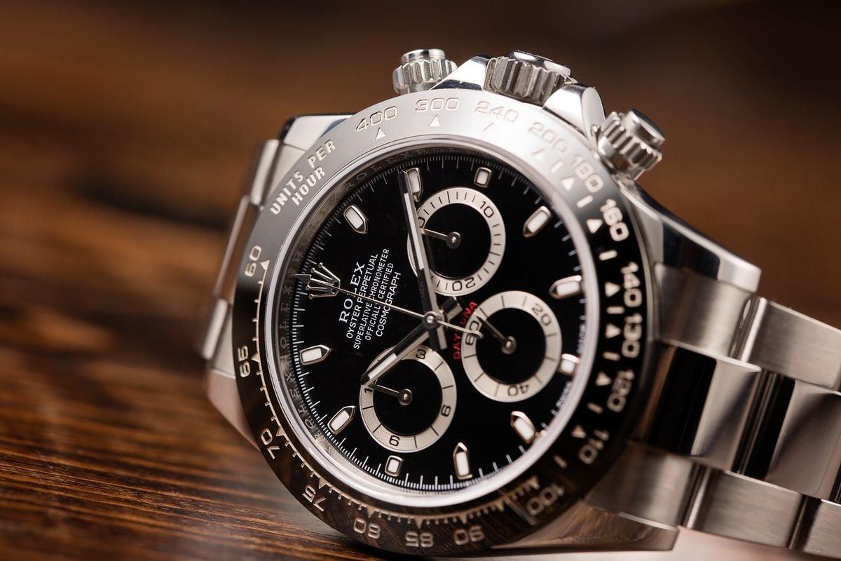Rolex Daytona 116500 Black dial Ceramic Bezel