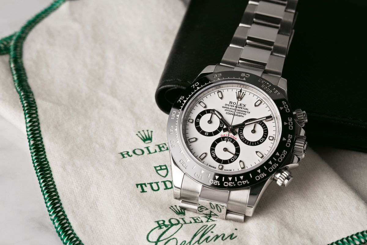 Used Rolex vs New Rolex Watches Buying Pre-Owned Value Ceramic Daytona 116500
