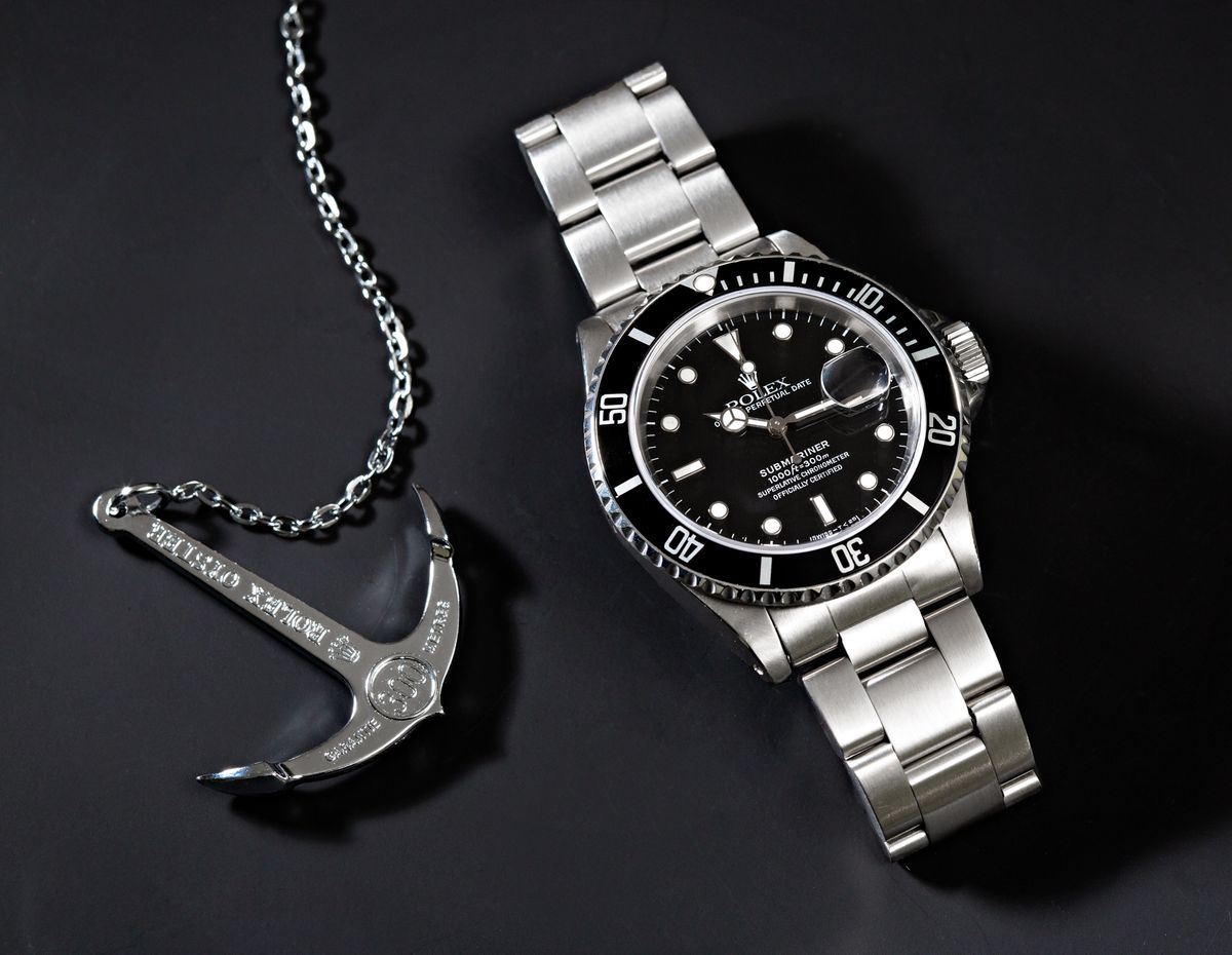 Rolex Submariner 16610 Review