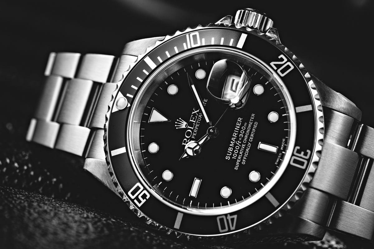 Rolex Submariner Black Dial 16610 Overview review