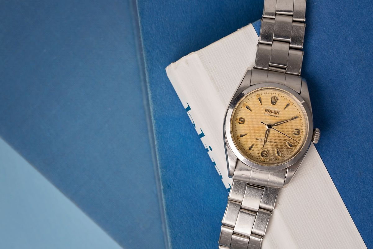 Best Entry-Level Vintage Rolex Oyster Perpetual
