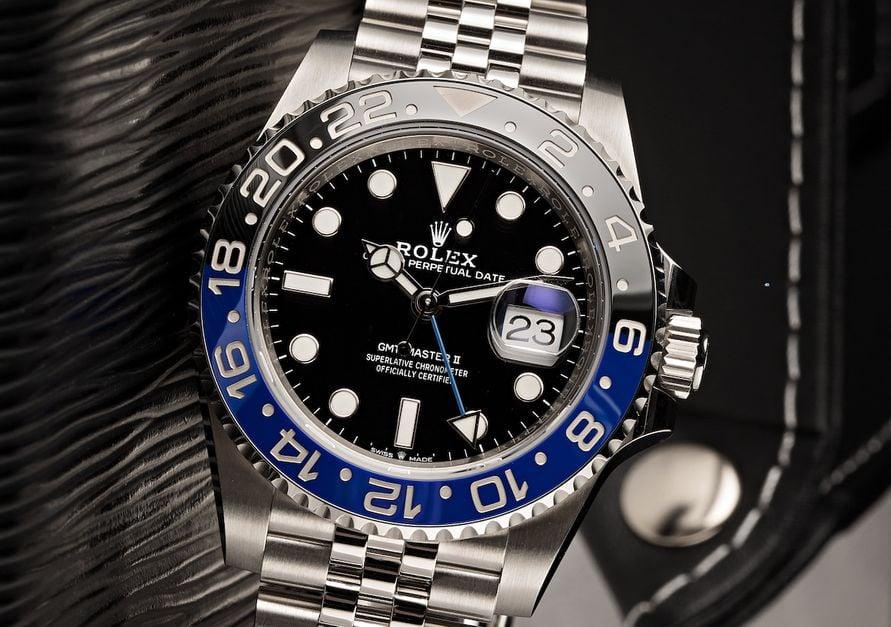Trending Luxury Watches 2020 Rolex GMT-Master II Batman