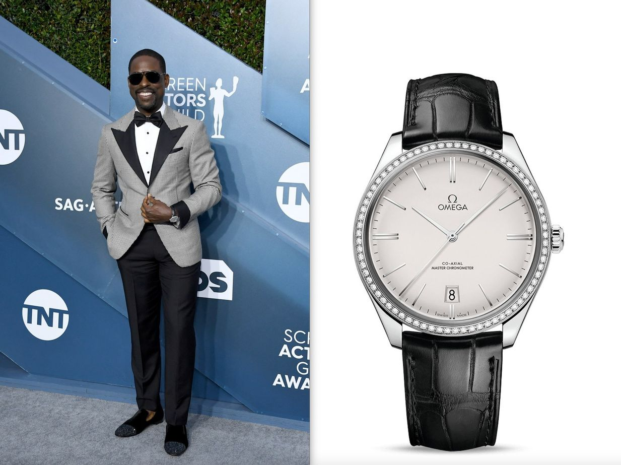 Omega Watches 26th Annual Screen Actors Guild Awards 2020